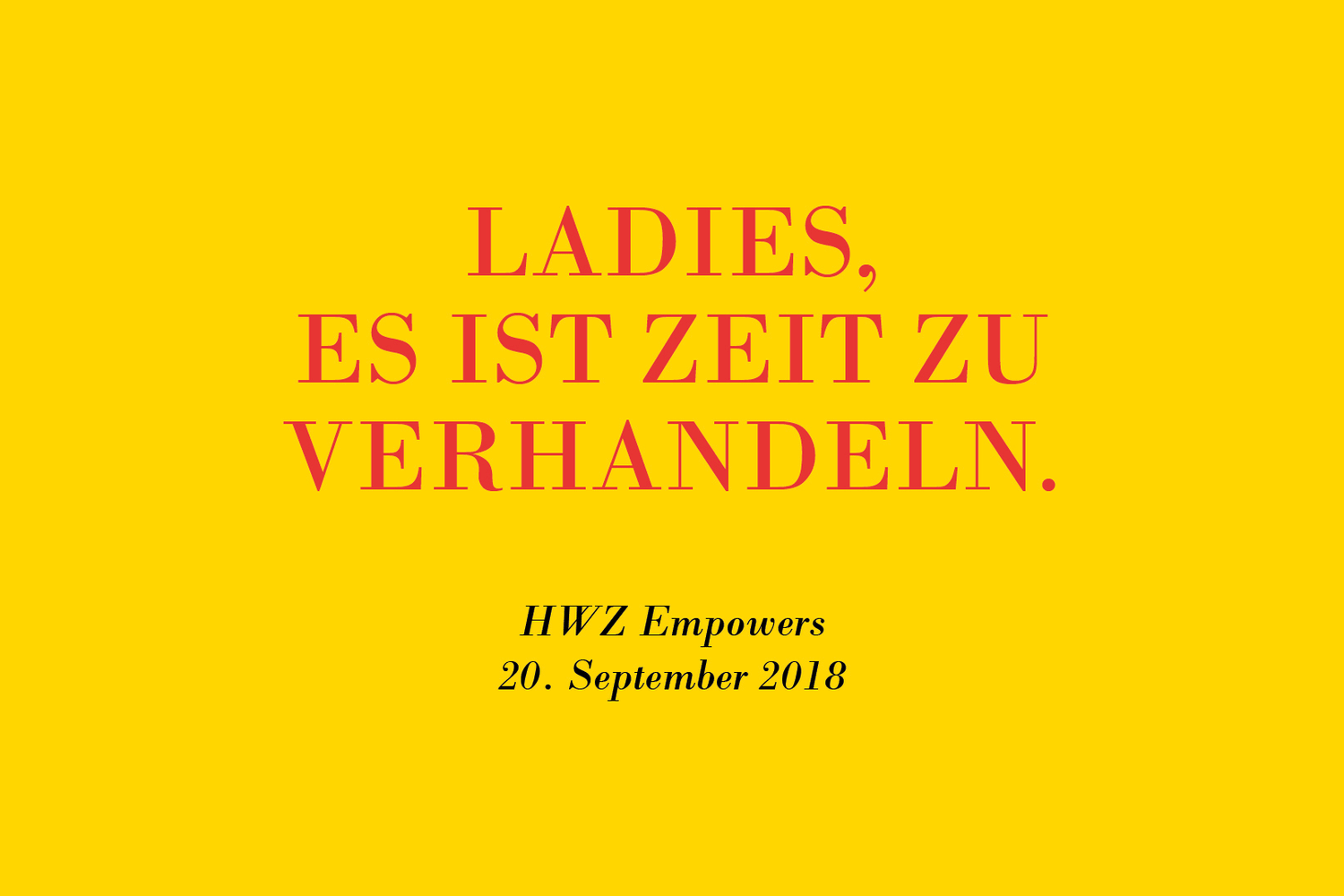 HWZ Empowers