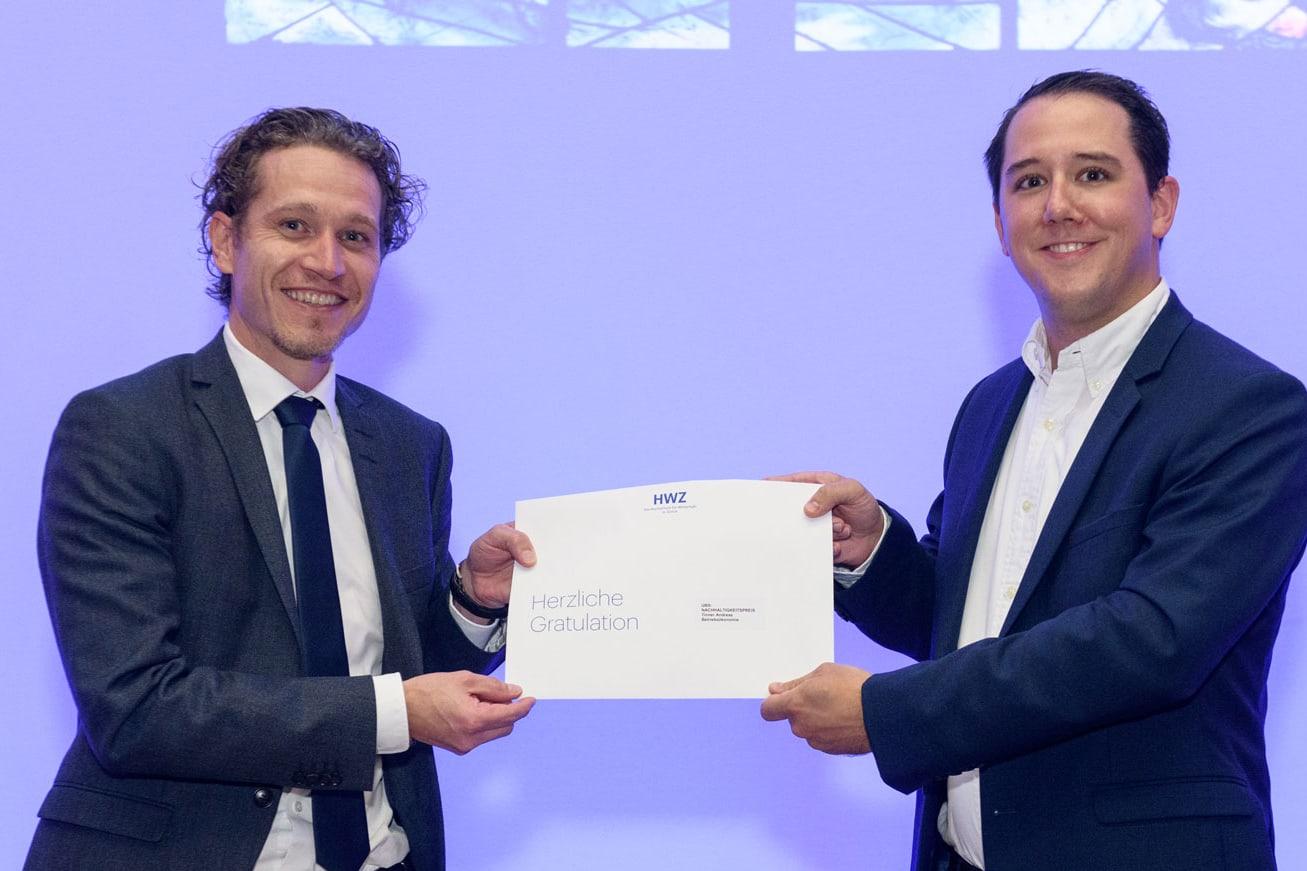 UBS-Nachhaltigkeitspreis 2020