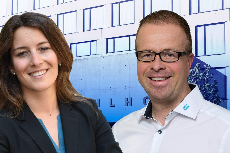 Sabrina Leva, Heinz Bösiger