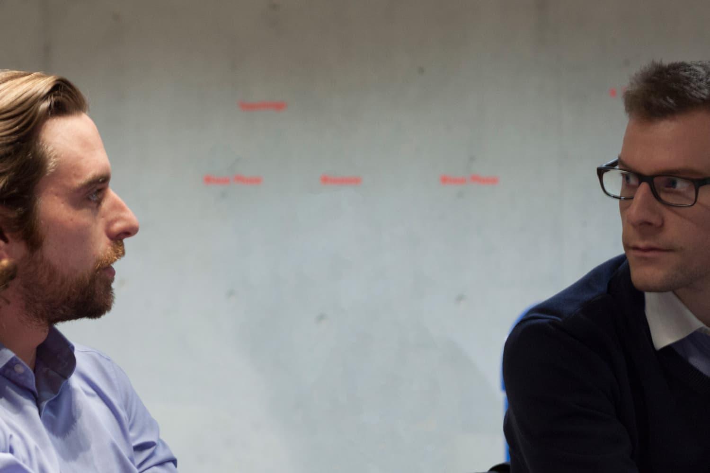 HWZ-Accelerator Interview mit Matthias Schwager und Emanuel Pfund von «FERDI»