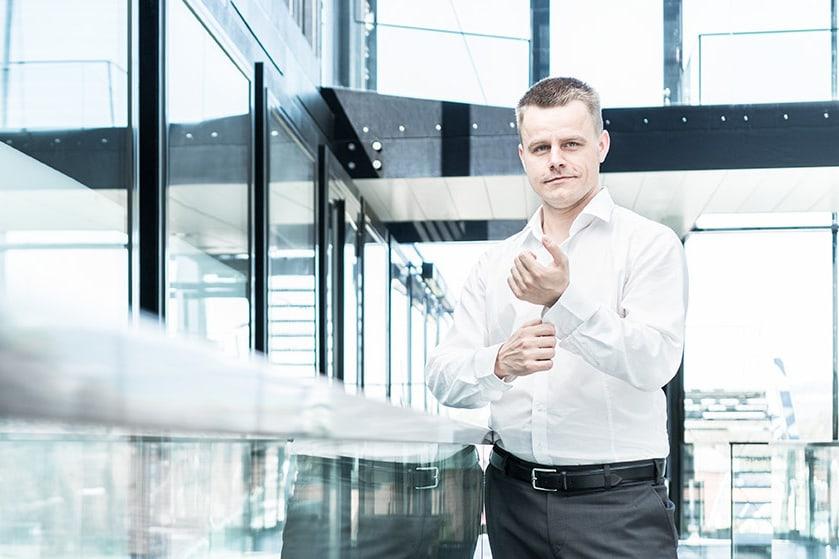 Dr. Alexander Schuchter, Dozent im Fokus