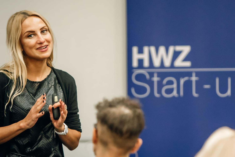Titelbild HWZ Start-up