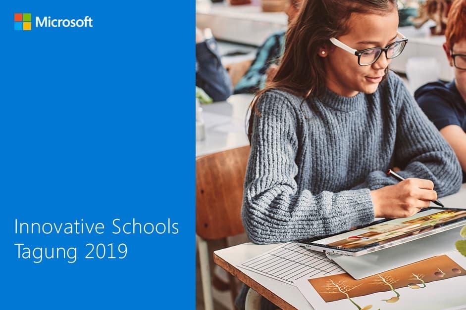 Microsoft Innovative Schools Tagung 2019