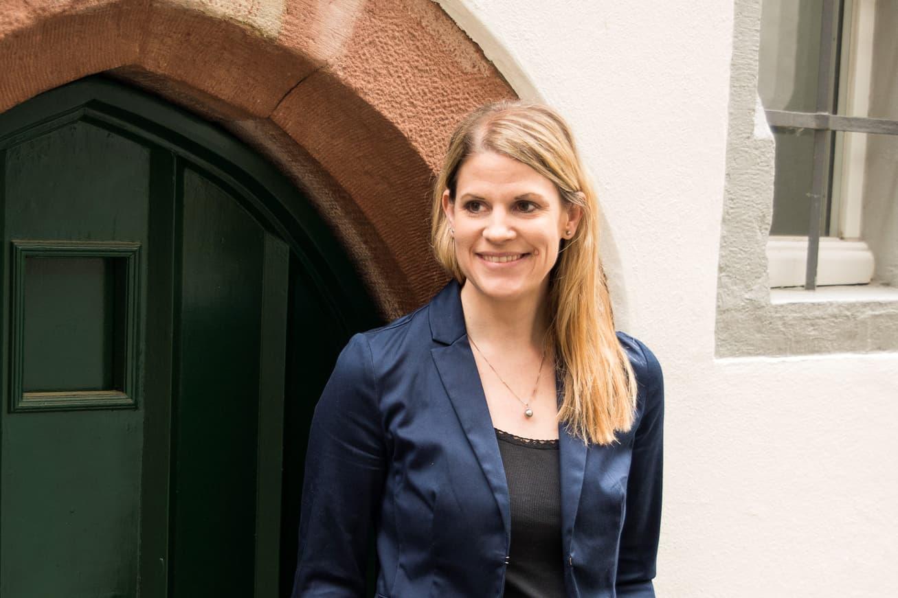 Dr. Martina Vogel – Dozentin an der HWZ