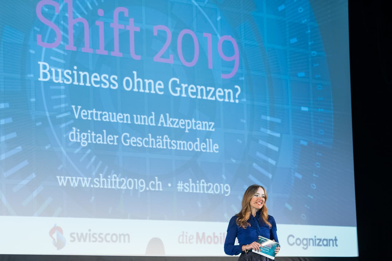 Shift 2019: Business ohne Grenzen?