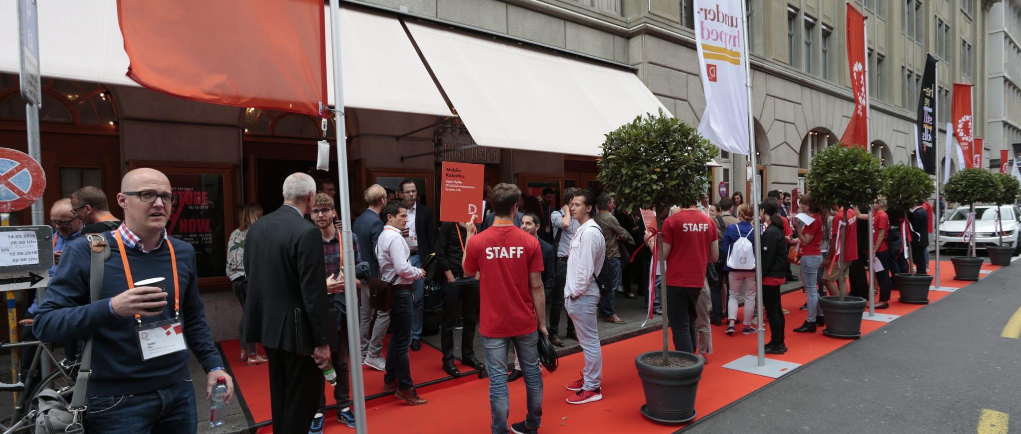 Digital Festival Zürich