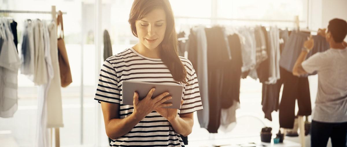 Schmuckbild Digitalisierung-am-PoS e-commerce