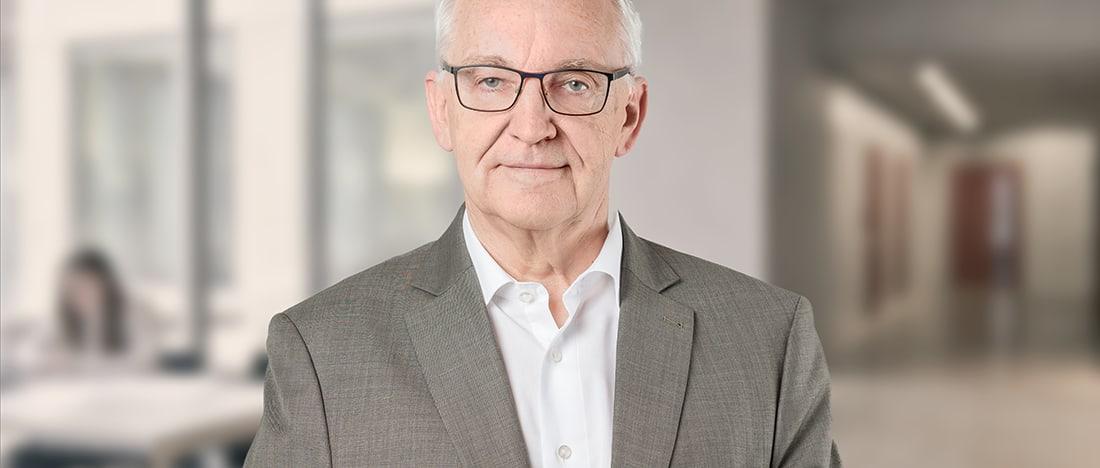 Portrait Cyril Meier