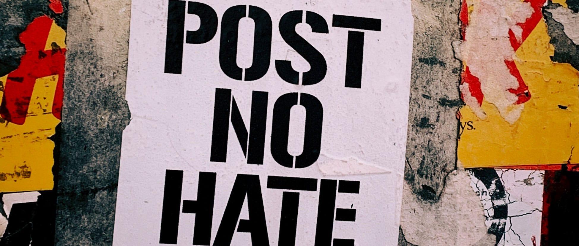 Beitragsbild zu Artikel zu Hate Speech