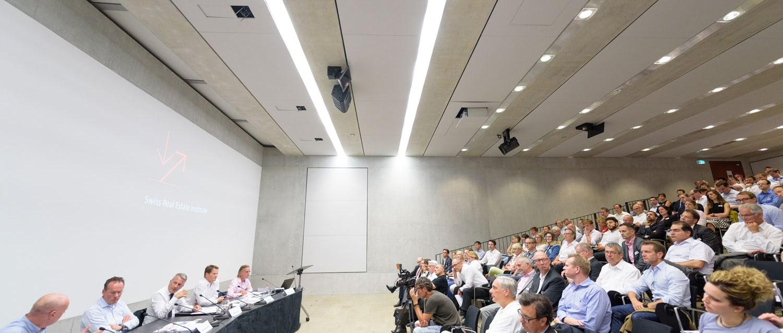 SwissRei Podium «Digitalisierung in der Immobilienbranche»