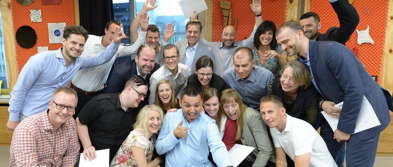 Zertifikatsfeier CAS Digital Risk Management