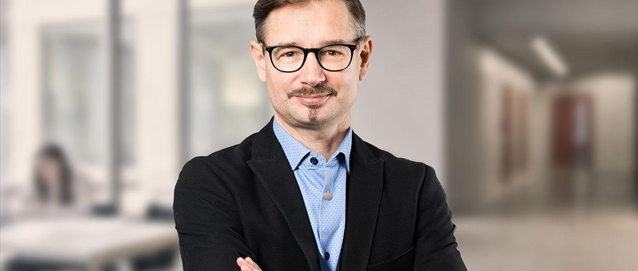 Portrait Claude Meier
