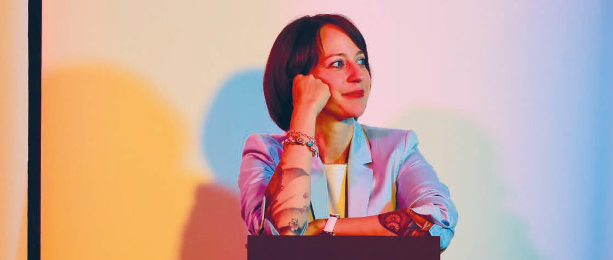 Portrait Barbara Zenklusen