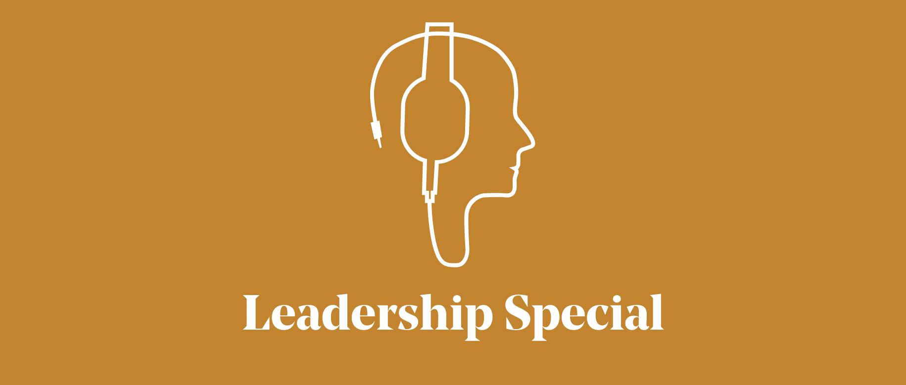 Leadership Special Titelbild
