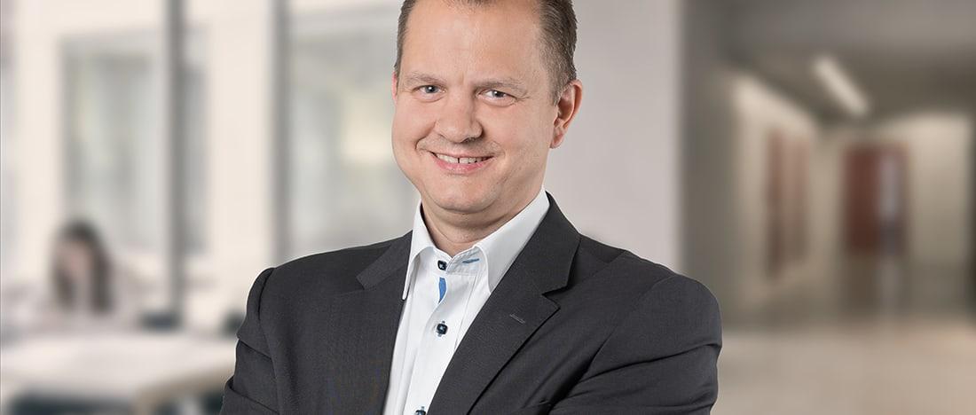 Portrait Studiengangsleiter David Wicki-Birchler