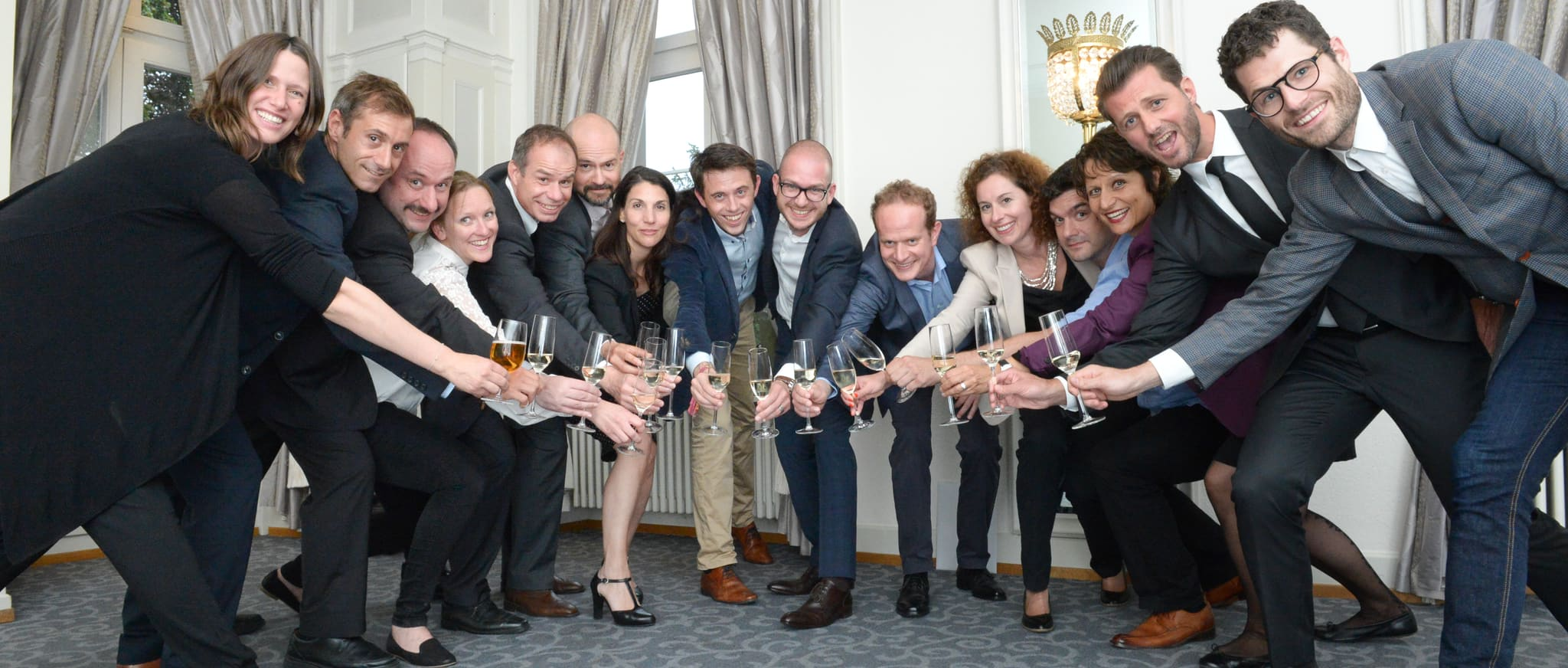 Diplomfeier EMBA General Management 2016