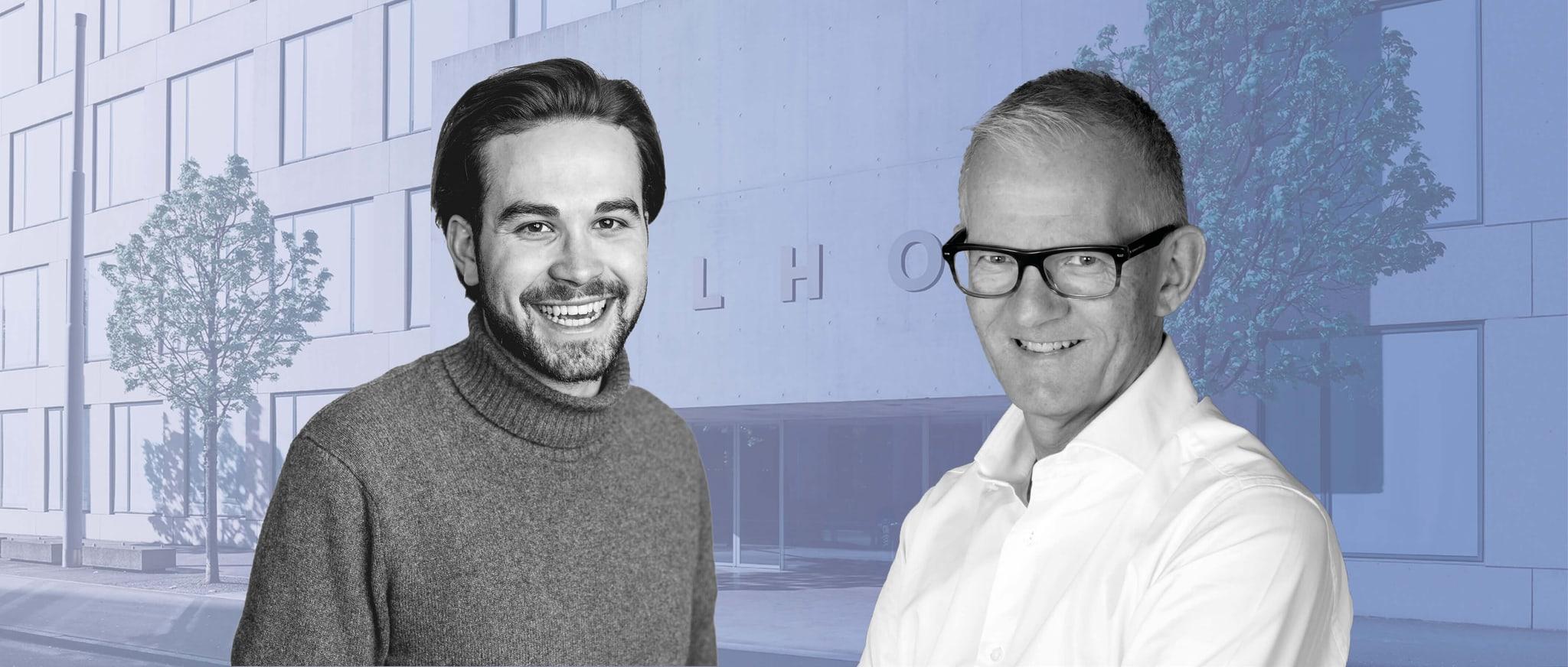 Simon Gantner, Stefan Vogler