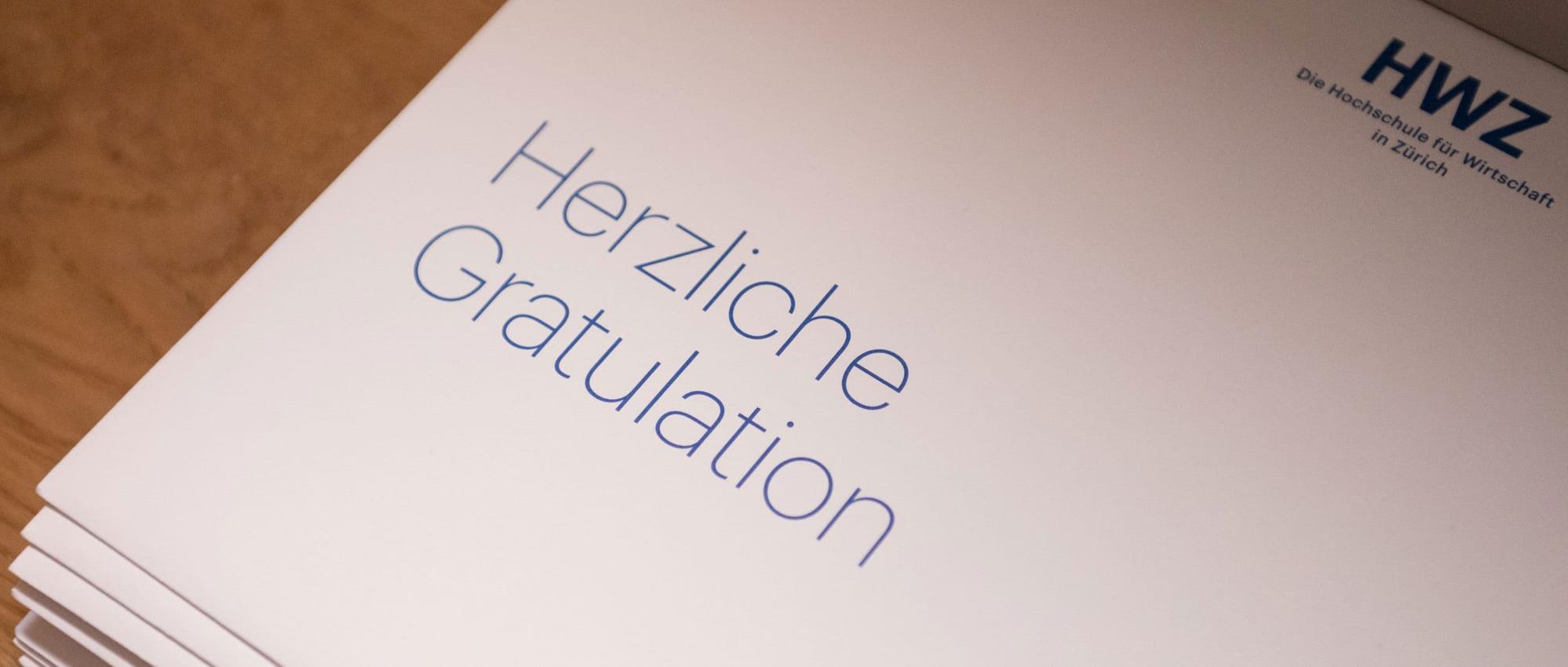 Header Zertifikatsfeier Business Transformation