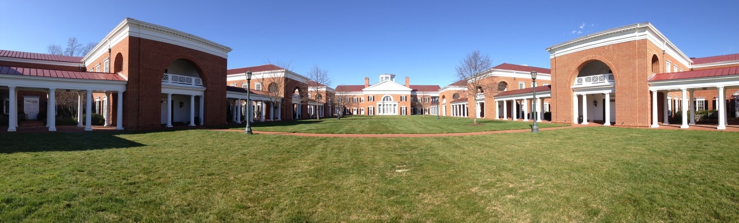 University of Darden Campus Uebersicht
