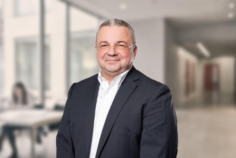 Portrait Zoran Milosavljevic