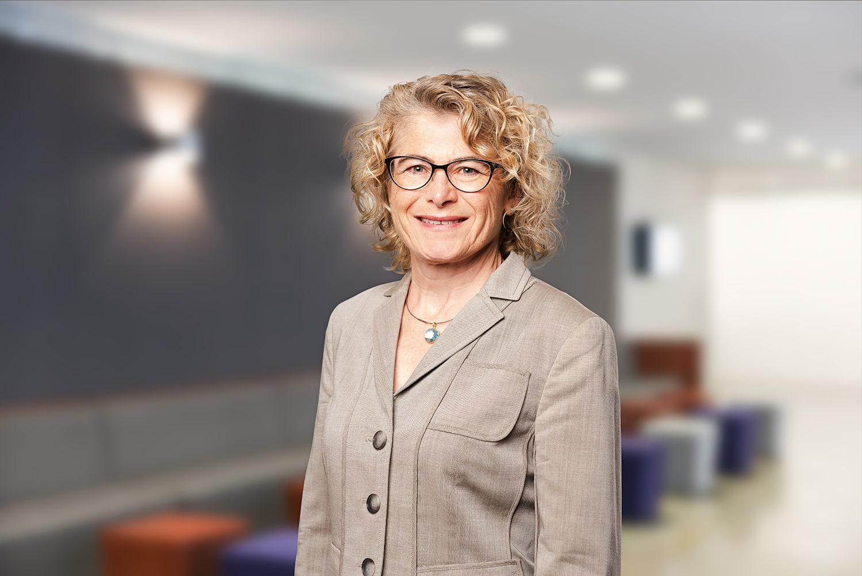 Elisabeth Steger Vogt Portrait