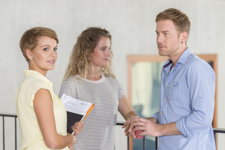 Studierende schätzen die HWZ Jobbörse