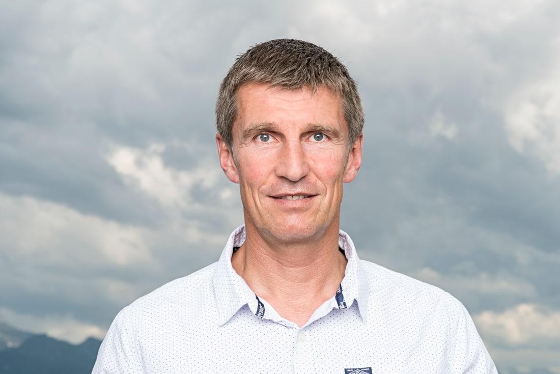 Portrait Frank Pohl Studiengangsleiter HWZ