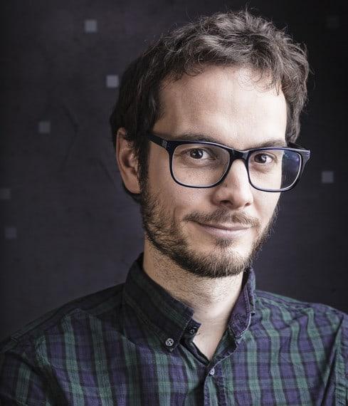 Portrait Matthias Sala