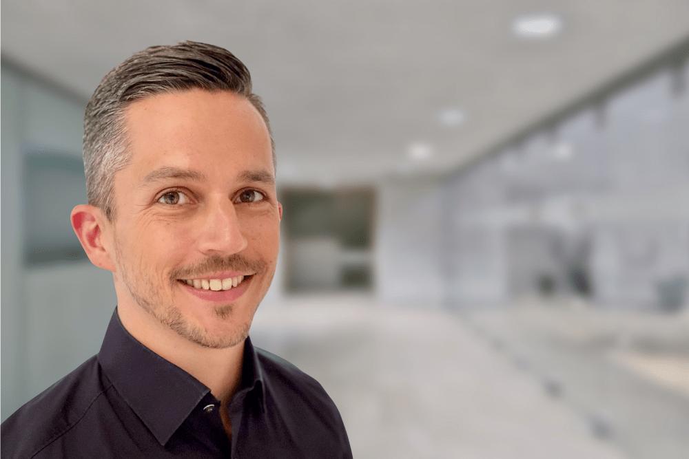 Portrait Simon Ruch, Leiter Planung HWZ