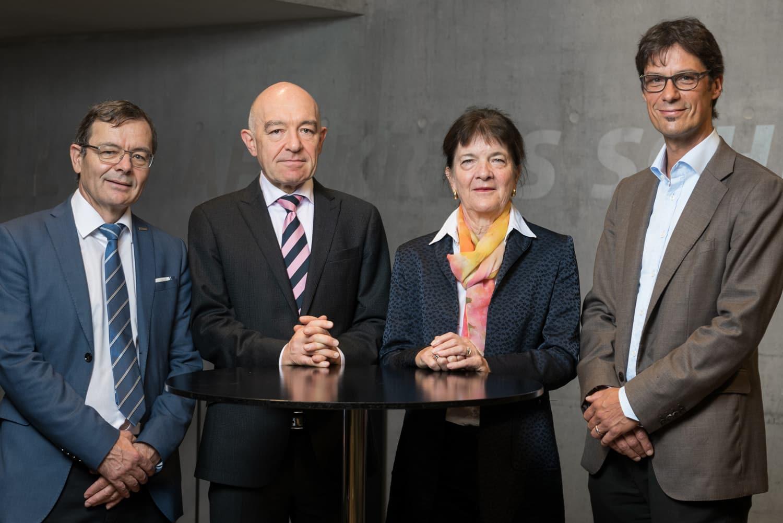 Der Verwaltungsrat der HWZ