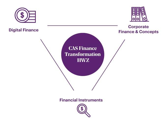 Module CAS Finance Transformation HWZ