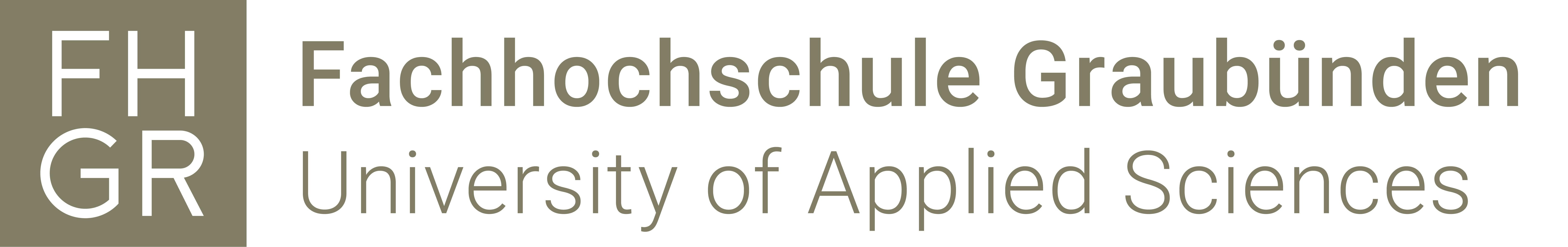 Logo Fachhochschule Graubünden
