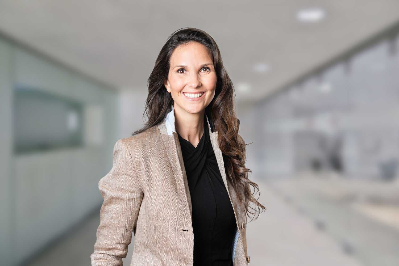 Daniela Landherr - Modulleiterin EMBA Digital Leadership