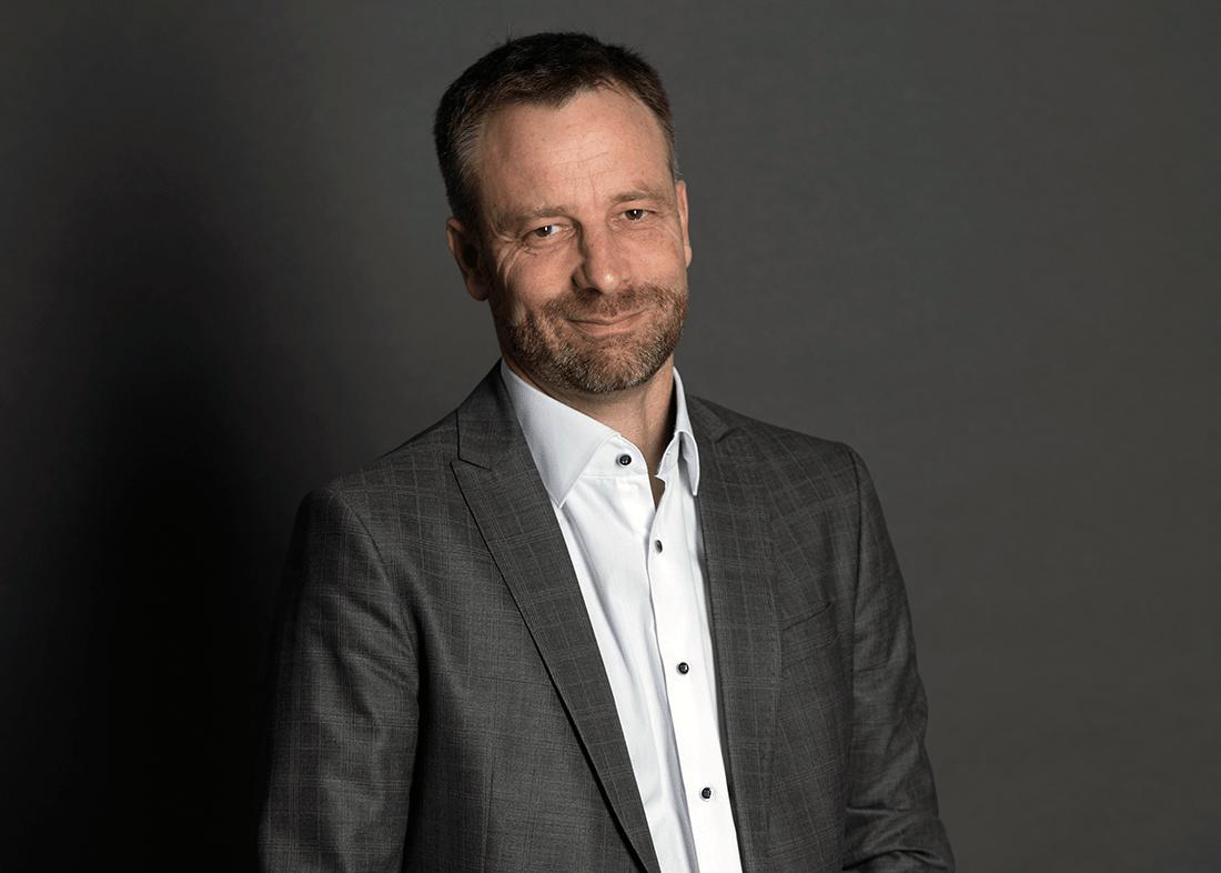 Portrait Markus Spillmann