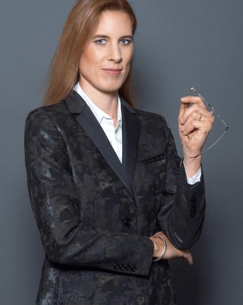 Portrait Lucia Yapi