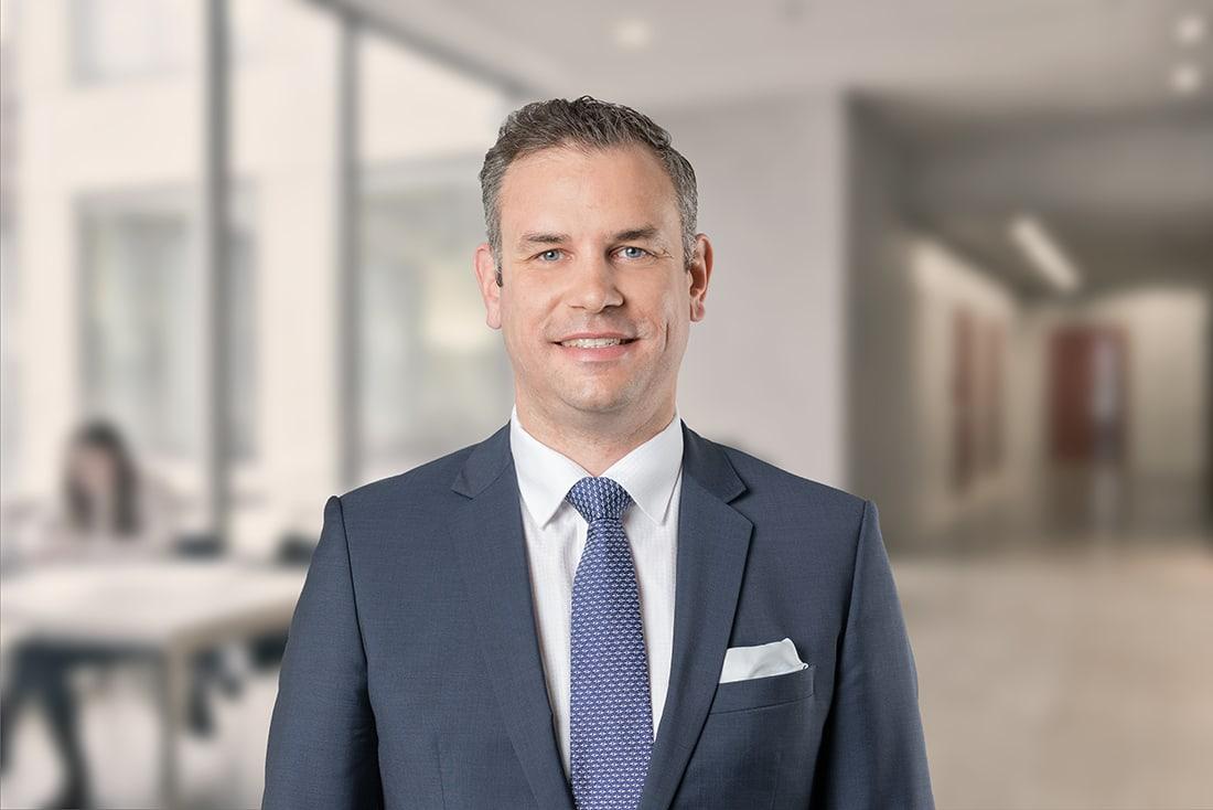 Dr. Jörg Staudacher, Leiter Fachstelle Marketing & Sales