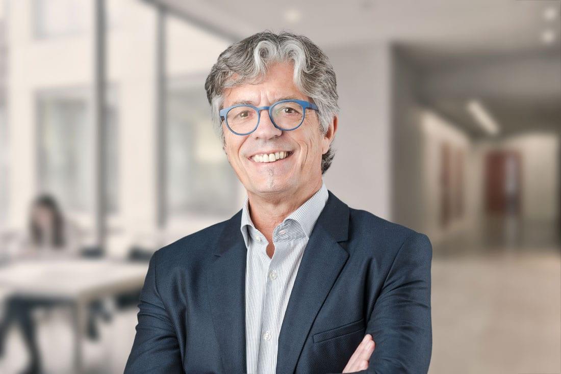 Portrait Markus Stauffer - HWZ