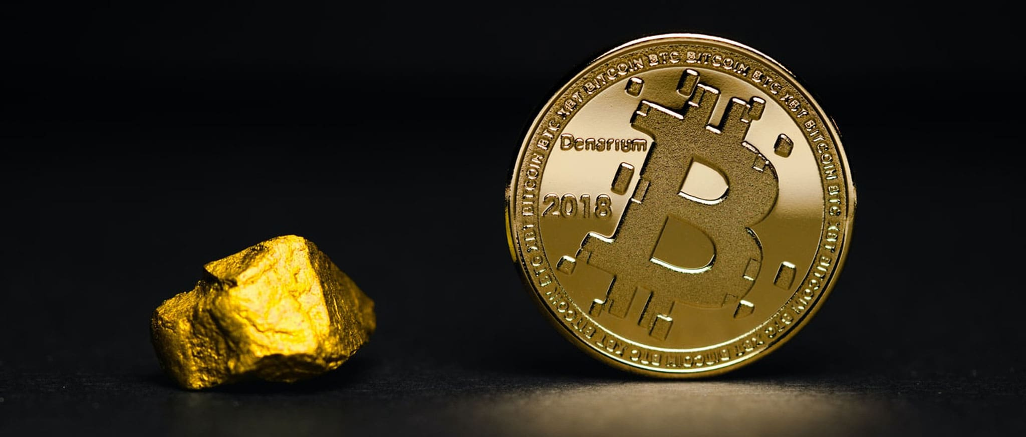 Titelbild Bitcoin Halving
