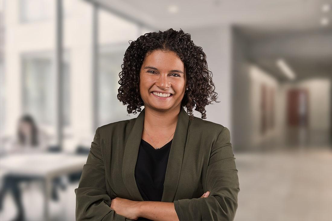 Portrait Sara Demssew