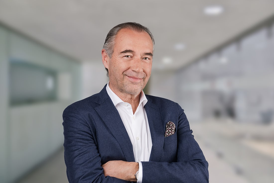 Portrait Dr. Hugo Bigi