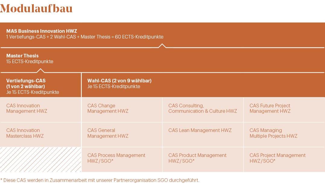 Grafik MAS Business Innovation