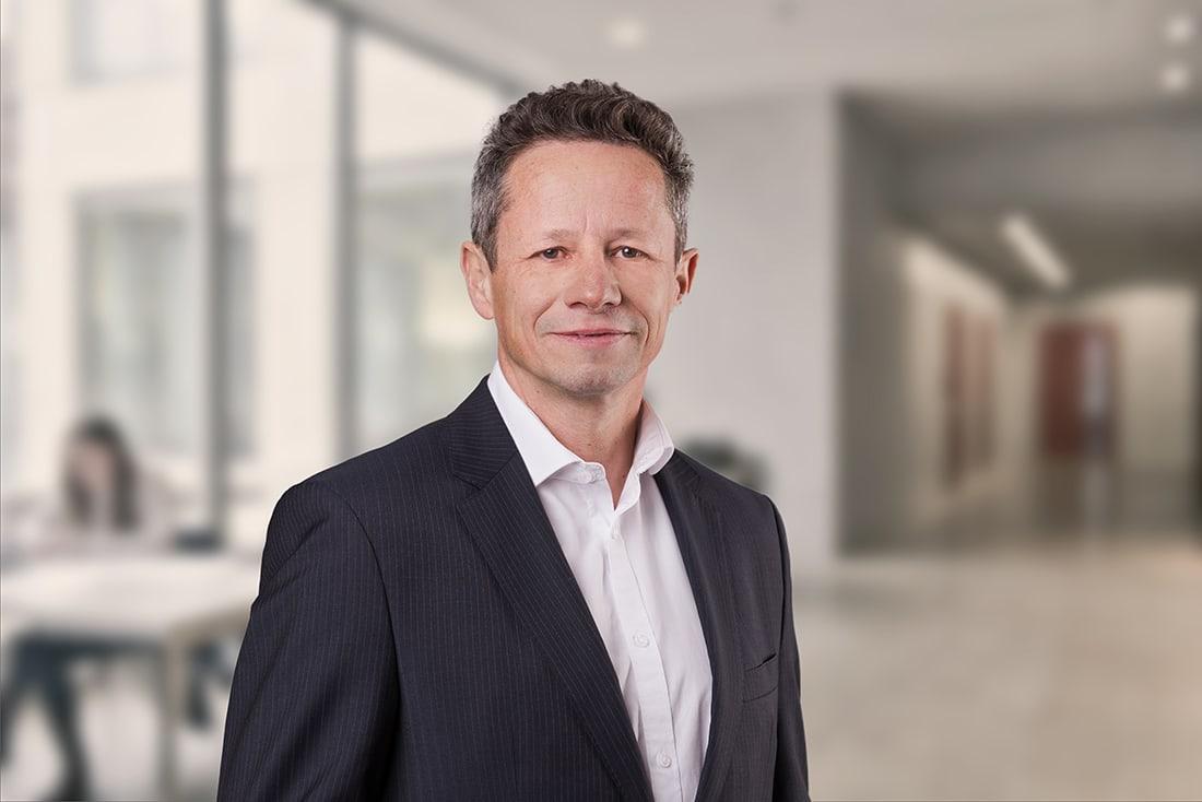 Portrait André Steiner