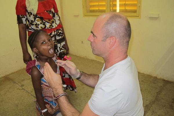 CHEIRA Swiss Humanitarian Surgery – Bild aus einem Einsatz