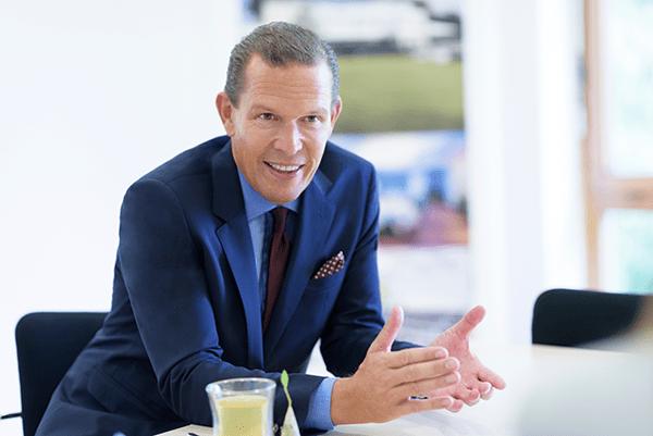 Daniel Grieder, CEO Tommy Hilfiger Global und PHV Europe