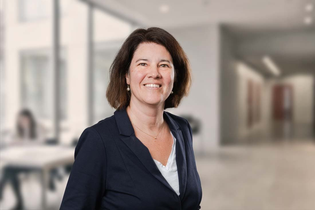 Sandra Kempf, HWZ Personalmanagement