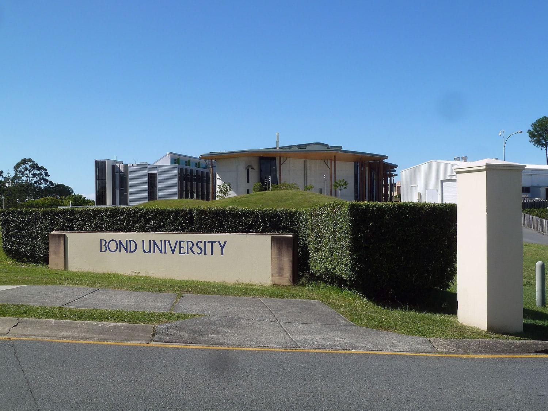 Die Bond University in Gold Coast, im australischen Bundesstaat Queensland, ist eine renommierte Universität.