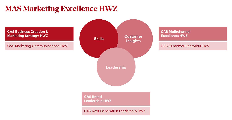 Aufbau MAS Marketing Excellence HWZ