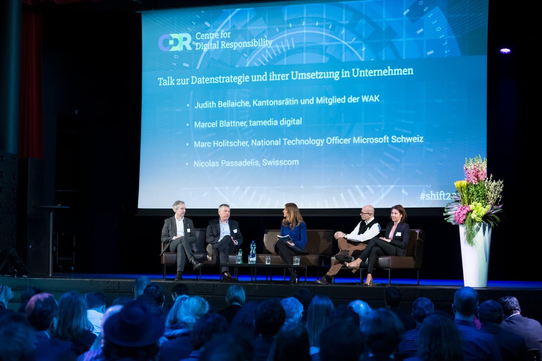 Shift 2019 – Talk Datenstrategie