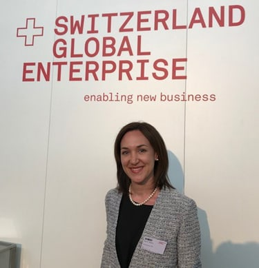 Karin Taheny, neue Verwaltungsrätin von Switzerland Global Enterprise