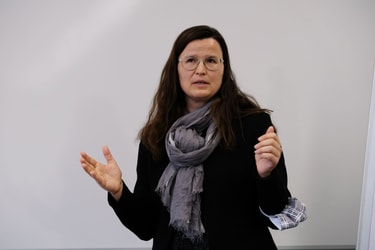 Monika Häcki, Urner Kantonalbank